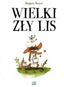 Okładka książki - Wielki zły lis
