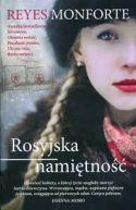 Okładka ksiązki - Rosyjska namiętność