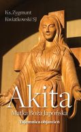 Okładka - Akita. Matka Boża Japońska