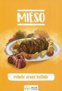 Okładka ksiązki - Mięso rolady, zrazy, kotlety