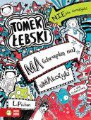Okładka książki - Tomek Łebski ma (chrapkę na) smakołyki. Tom 6