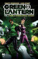 Okładka ksiązki - Green Lantern. Tom 2. Dzień, w którym spadły gwiazdy