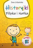 Okładka - Historyjki Filipka i Natka