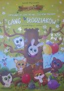 Okładka ksiązki - Zamieszanie na leśnej polanie, czyli nowe przygody Gangu Słodziaków