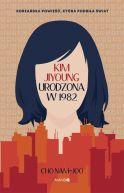 Okładka książki - Kim Jiyoung. Urodzona w 1982