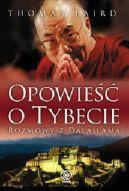 Okładka książki - Opowieść o Tybecie