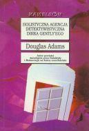 Okładka ksiązki - Holistyczna agencja detektywistyczna Dirka Gently
