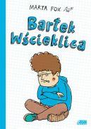 Okładka książki - Bartek Wścieklica