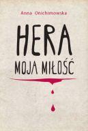Okładka książki - Hera moja miłość