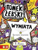 Okładka książki - Tomek Łebski(wymiata prawie zawsze)