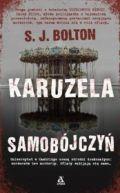 Okładka książki - Karuzela samobójczyń
