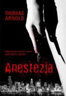 Okładka książki - Anestezja