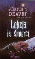 Okładka ksiązki - Lekcja jej śmierci