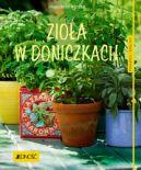 Okładka książki - Zioła w doniczkach
