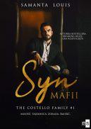 Okładka książki - Syn mafii