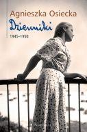 Okładka ksiązki - Dzienniki 1945-1950