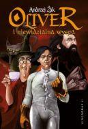 Okładka ksiązki - Oliver i niewidzialna wyspa