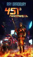 Okładka ksiązki - 451º Fahrenheita