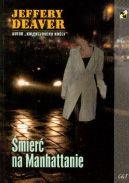 Okładka ksiązki - Śmierć na Manhattanie