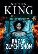 Okładka ksiązki - Bazar złych snów
