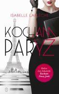 Okładka książki - Kocham Paryż