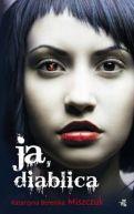 Okładka książki - Ja, diablica