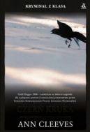Okładka książki - Czerń kruka