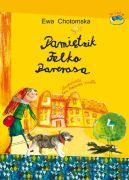 Okładka ksiązki - Pamiętnik Felka Parerasa