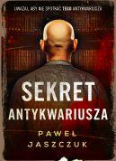 Okładka książki - Sekret antykwariusza