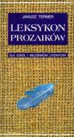 Okładka ksiązki - Leksykon prozaików