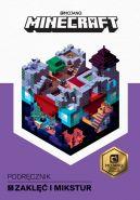 Okładka książki - Minecraft. Podręcznik zaklęć i mikstur