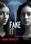 Okładka ksiązki - Fake it