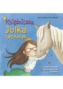 Okładka książki - Księżniczka Julka i jej kucyk