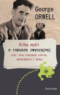 Okładka ksiązki - Kilka myśli o ropusze zwyczajnej oraz inne nieznane szkice, eseje i opowiadania