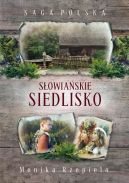 Okładka książki - Saga Polska. Słowiańskie siedlisko