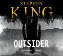 Okładka - Outsider. Audiobook