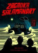 Okładka ksiązki - Zagadka salamandry