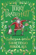 Okładka książki - Sztuczna broda Świętego Mikołaja