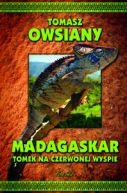 Okładka książki - Madagaskar. Tomek na Czerwonej Wyspie