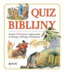 Okładka książki - Quiz biblijny