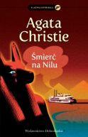 Okładka książki - Śmierć na Nilu