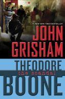 Okładka ksiązki - Theodore Boone: The Scandal