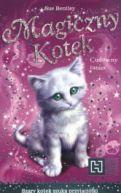 Okładka ksiązki - Magiczny kotek. Cudowny taniec