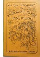 Okładka książki - Krakowskie piórka i inne wiersze