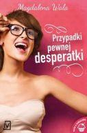 Okładka książki - Przypadki pewnej desperatki