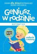 Okładka książki - Geniusz w rodzinie. Matematyka