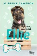 Okładka - Był sobie szczeniak. Ellie