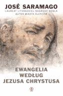 Okładka książki - Ewangelia według Jezusa Chrystusa