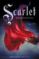 Okładka książki - Scarlet