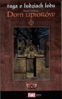 Okładka książki - Dom upiorów